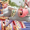 Double Dumbo at Disney's new Fantasyland