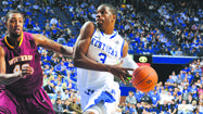 Even though some NBA mock drafts have Kentucky forward Terrence Jones falling out of the lottery in tonight's draft, ESPN college basketball analyst Jay Bilas thinks Jones will still go in the middle of the first round.