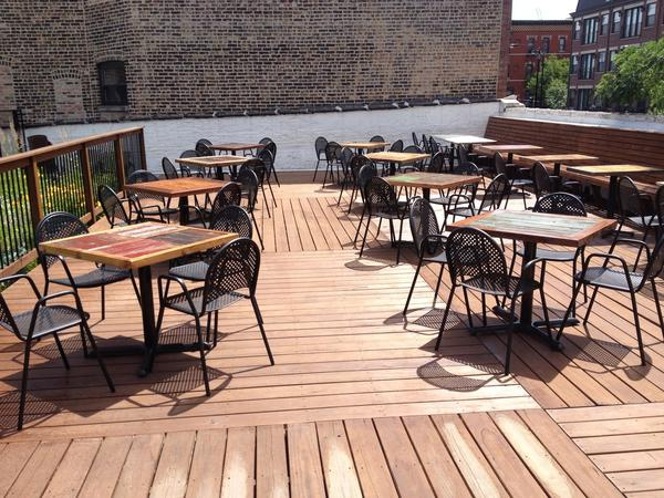 The owners of Roots Handmade Pizza are opening rooftop restaurant and bar Homestead (pictured) adjacent to Roots in mid-July.