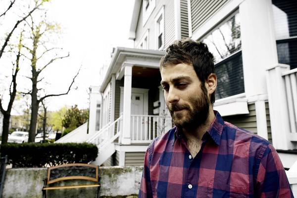 Chicago musician Mike Kinsella.
