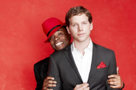 """Kinky Boots"" leads will be Billy Porter and Stark Sands."