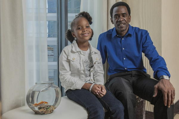 'Beasts of the Southern Wild' stars Quvenzhane Wallis and Dwight Henry
