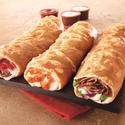 Pizza Hut's P'Zolo sandwich