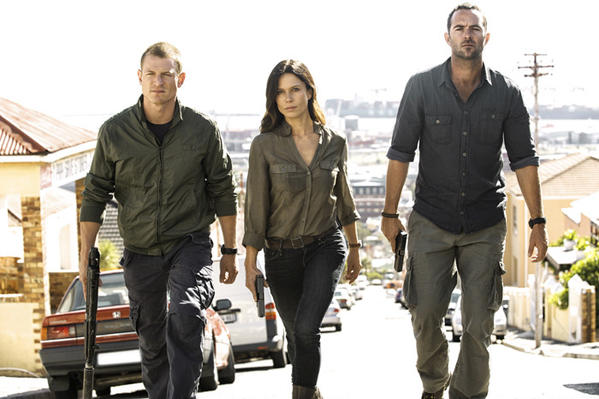 """Strike Back"" stars Philip Winchester, Rhona Mitra and Sullivan Stapleton will attend San Diego Comic Con."