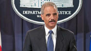The House of Representatives voted Thursday to hold Attorney General Eric Holder in criminal contempt for refusing to turn over documents tied to the botched Fast and Furious gun-running sting -- a discredited operation that has become a sharp point of contention between Democrats and Republicans in Washington.