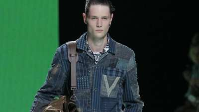Paris Fashion Week: Louis Vuitton men's spring-summer 2013