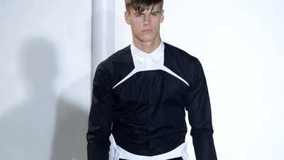 Paris Fashion Week: Mugler men's fall-winter 2013