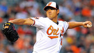 Add pitching to the Orioles' problems after 7-2 loss to Indians