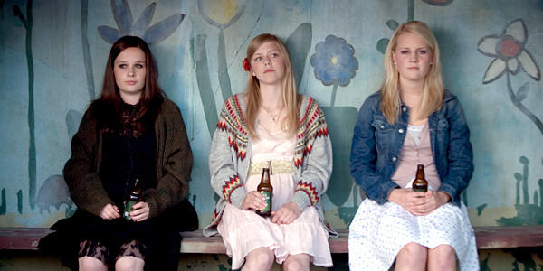 "Sara (Malin Bjrhovde), Alma (Helene Bergsholm) and Ingrid (Beate Stfring) in a scene from ""Turn Me On, Dammit!,"" a film by Jannicke Systad Jacobsen."