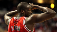 Luol Deng indeed found himself on the move during the NBA draft. But where Deng was headed, I suspect the Bulls forward focused more on the exchange rate than trade rumors.