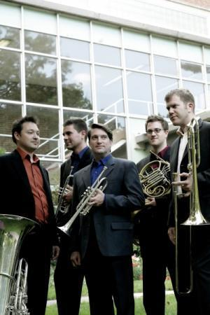 Spectrum Brass, returning to Bay View as its newest ensemble-in-residence, performs at the Sunday, July 1, concert in Bay View.