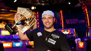 "If Michael ""The Grinder"" Mizrachi wasn't already in pantheon of poker greats going into Thursday night, he certainly is now."