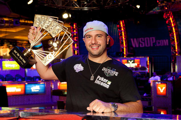 "Michael ""The Grinder"" Mizrachi is South Florida's most decorated pro, having won two World Series of Poker bracelets and $14 million in tournament poker overall."