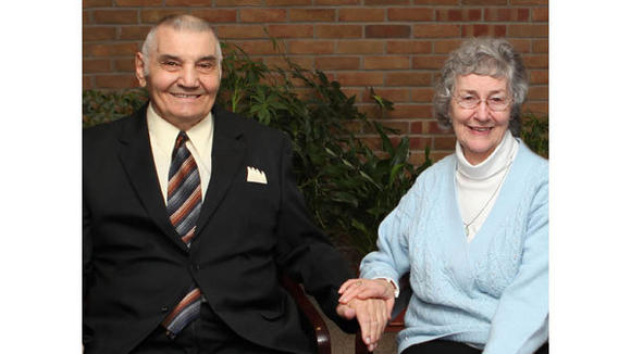 Raymond and Lois Zambiasi