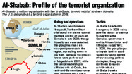 Graphic: Al-Shabab profile