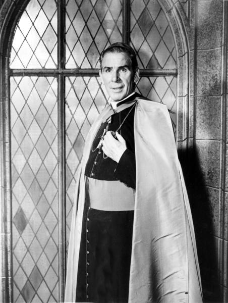 Roman Catholic Archbishop Fulton J. Sheen, 84, known for his religious broadcasts, died in New York City in 1979.