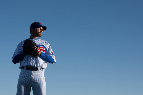 Cubs pitcher Ryan Dempster says he hopes to return after the All-Star break.