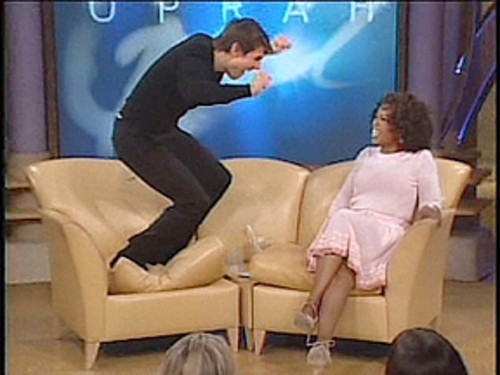 Tom Cruise vs... - Tom vs. Oprah