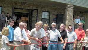Jessamine officials hold ribbon-cutting for animal shelter