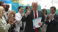 Quinn to veto prisons funding, give more to DCFS