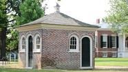 Pictures: 1801 privy at Homewood Museum