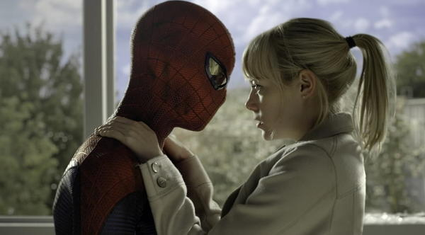 "<i> ***(out of four)</i><br> <b>What we said:</b> ""Free of Tobey Maguire's squeakiness or a story so reliant on secret identity, ""The Amazing Spider-Man"" becomes, at times, refreshingly playful and never corny.""<i>-- Matt Pais </i><br><br><a target=""_blank"" href=""http://www.redeyechicago.com/entertainment/movies/redeye-movie-review-the-amazing-spiderman-20120628,0,1769224.column""><b>Click here for our full review</b></a>"