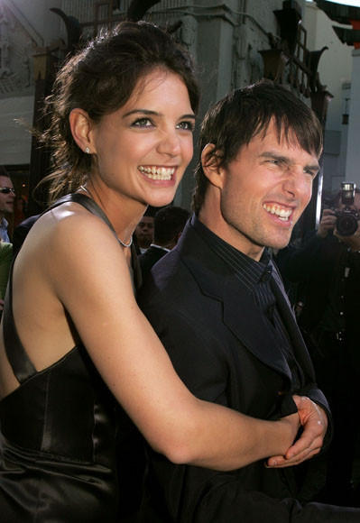 Tom Cruise and Katie Holmes divorce: A couple through the years: 2005