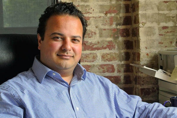 Brian Razzaque, CEO of SocialToaster, a Baltimore startup, said his company raised $1.9 million in investment capital.