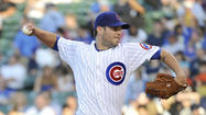 Randy Wells cleared waivers and accepted an outright assignment to Tripl-A Iowa, the Cubs announced Friday.