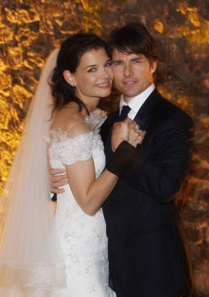 Tom Cruise and Katie Holmes divorce: A couple through the years: Nov. 18, 2006