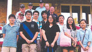 Korean War vets meet with students writing about war