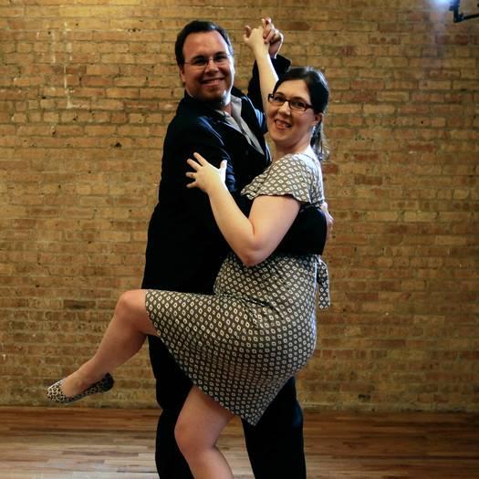 Chris and Bridget Aubin