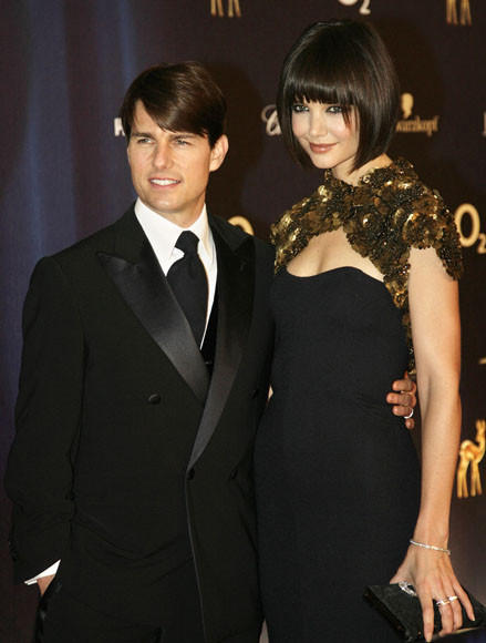 Tom Cruise and Katie Holmes divorce: A couple through the years: 2007