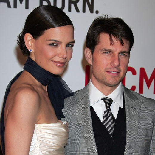 Tom Cruise and Katie Holmes divorce: A couple through the years: 2008
