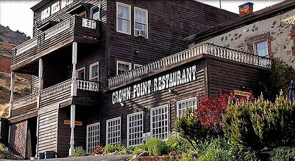If walls could talk, what a story they'd tell about the Gold Hill Hotel, which dates to 1859.