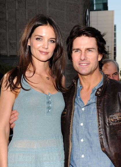 Tom Cruise and Katie Holmes divorce: A couple through the years: 2010