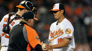 Orioles held pitchers-only meeting after Thursday's loss