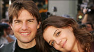 "NEW YORK (AP) — Tom Cruise and <span id=""lw_1341000934_0"" class=""yshortcuts cs4-visible"">Katie Holmes</span> are divorcing, bringing an end to one of Hollywood's most unexpected marriages, one that spawned euphoric couch-jumping on ""<span id=""lw_1341000934_3"" class=""yshortcuts cs4-visible"">The Oprah Winfrey Show</span>"" and endless speculation in the <span id=""lw_1341000934_8"" class=""yshortcuts cs4-ndcor"">tabloids</span>."