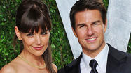 Tom Cruise and Katie Holmes headed for divorce