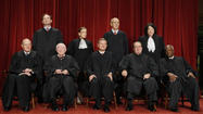 "This week, the Supreme Court took another step — albeit a small one — toward restricting the severity of punishments courts can impose on juvenile offenders. In a 5-4 ruling, in which Justice Anthony Kennedy sided with the court's liberal wing, the justices ruled that juveniles convicted of murder may not be given mandatory sentences of life in prison without the possibility of parole. Writing for the majority, Justice Elena Kagan said ""a judge or jury must have the opportunity to consider mitigating circumstances before imposing the harshest possible penalty"" on minors under the age of 18."