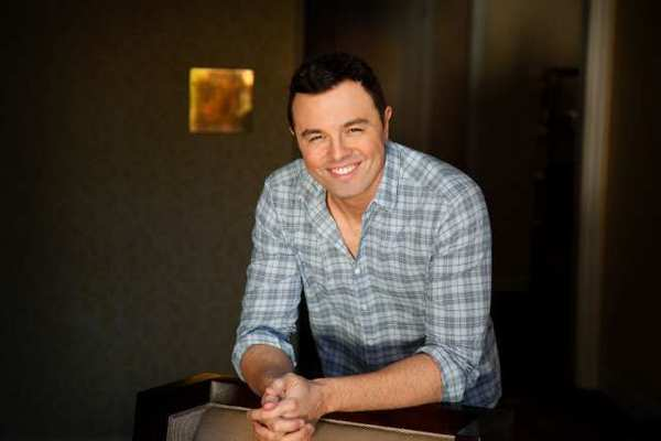 "Seth MacFarlene didn't let his new film ""Ted,"" which premieres Friday, take his mind off other interests. The ""Family Guy"" creator donated the papers of astronomer Carl Sagan to the Library of Congress. Perhaps the kids who aren't old enough to watch ""Ted"" can read about the mysteries of the cosmos instead. <br><br> <strong>More Seth MacFarlane:</strong> <a href=""http://www.latimes.com/entertainment/movies/moviesnow/la-et-mn-ted-family-guy-20120627,0,1331373.story""> 	Why ""Ted"" sounds so similar to ""Family Guy's"" Peter Griffin </a> 