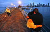 California's piers: Enjoy their primal allure
