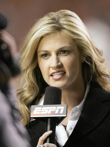 Erin Andrews is reportedly leaving ESPN.