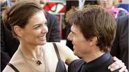 "<strong>(CNN)</strong> -- Seven years after Tom Cruise famously jumped on a couch during an ""Oprah"" taping to declare his love for Katie Holmes, the actor and actress are ending their marriage, Cruise's attorney said Friday."
