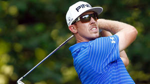 Hunter Mahan out front at AT&T National, while Tiger Woods lingers five strokes back