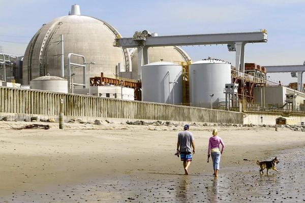 The seaside San Onofre nuclear power plant has been idled by problems with its steam generators' pipes.