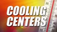 Several localities are opening cooling centers in the area. Officials ask that you bring necessary items, such as medications and baby items, to the shelter.