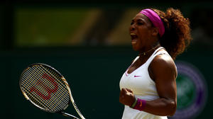 Serena survives third-round Wimbledon scare