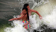 Pictures: Mid-Atlantic storms