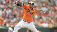 Trouble on the mound continues for the Orioles